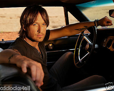 HOT HuNk - Keith Urban 8 x 10 / 8x10 GLOSSY Photo Picture IMAGE #9