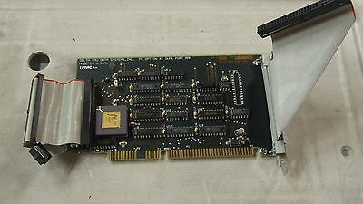 Delta Tau Data 602240-101 Board T35859 PC OPTION #2 DUAL PORT RAM with Cables