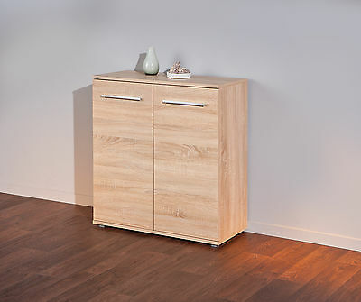 Kommode Sideboard Sonoma Eiche Woody 148-00445