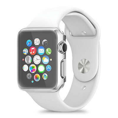 kwmobile CRYSTAL HARDCASE FOR APPLE WATCH 42MM (SERIES 1) TRANSPARENT SMARTWATCH
