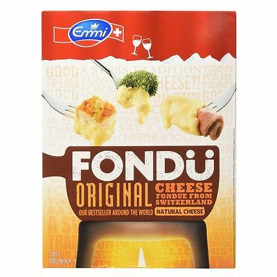 Fondue Suisse - Swiss Fondue Cheese - Ready to Use 400g