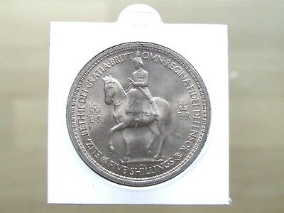 1953 Elizabeth II Coronation Crown, Top Grade - Wonderful Memento - FREE POSTAGE