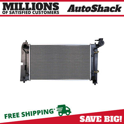 New Direct Fit Complete Aluminum Radiator - 100% Leak Tested fits 1.8L