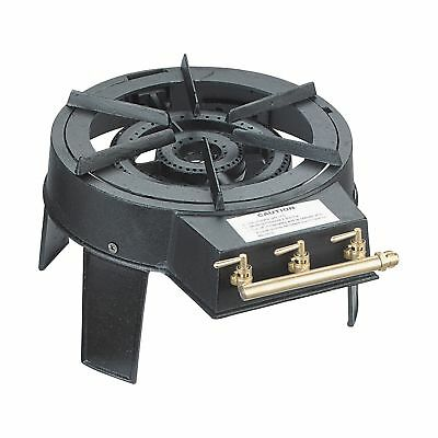 Heavy-Duty Single Burner Propane Stove #330973