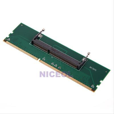 1.5V DDR3 204 Pin Laptop SO-DIMM to Desktop 240 Pin Lod DIMM Memory RAM Adapter