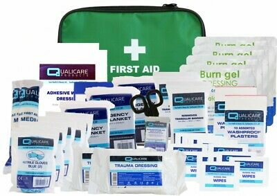 BS8599-2-2014 Car/Bus/Lorry etc Motor Vehicle First Aid Kit