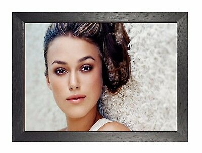 Keira Knightley 3 Sexy Actress Model Lady Poster English Woman Trilogy Picture