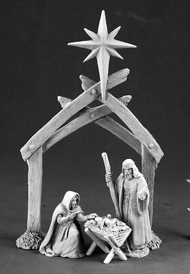 Reaper Miniatures THE NATIVITY Special Edition 01430