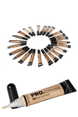 L.A. Girl Pro Conceal HD High Definiton Concealer Dark Cirqle Cosmetic Makeup