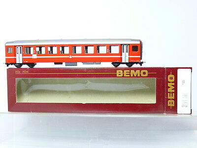 Bemo 3271/581 H0m Passenger car B 2281 the MATHS Zermatt-Bahn Switzerland