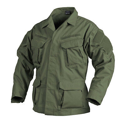 HELIKON TEX SPECIAL FORCES SFU NEXT Army Combat Tactical Jacke olive Green