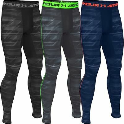 Under Armour 2016 CG Armour Novelty Tight Mens Compression Sports Leggings