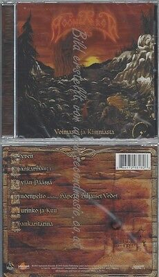 Cd--Moonsorrow--Voimasta Ja Kunniasta - New Drakkar Edition