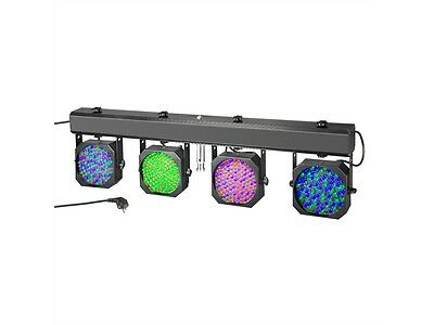 Cameo Multi PAR 1 - Kompakte 432 x 10mm LED Lichtanlage inkl. Transport-Case