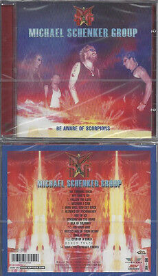 Cd--Michael Schenker Group--Be Aware Of Scorpions