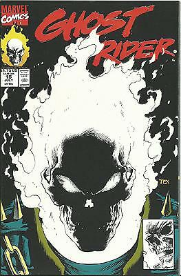 Ghost Rider #15 (2Nd Series)  (Marvel)  1990 (Glow-In-Dark Cover)