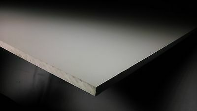 """Expanded PVC Foam Board Sintra? Celtec?- White - 24""""x 24"""" x 12 MM (1/2"""") Thick"""
