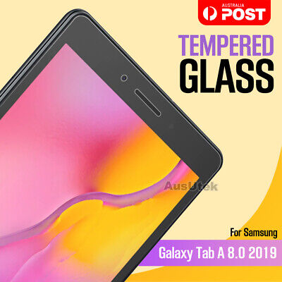 """Tempered Glass Screen Protector Samsung Galaxy Tab A 10.5""""/ 9.7""""/ 8""""/ S4 S5e S6"""