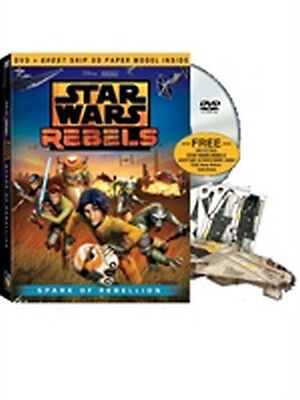 Star Wars Rebels - Serie 1 (3 DVD)