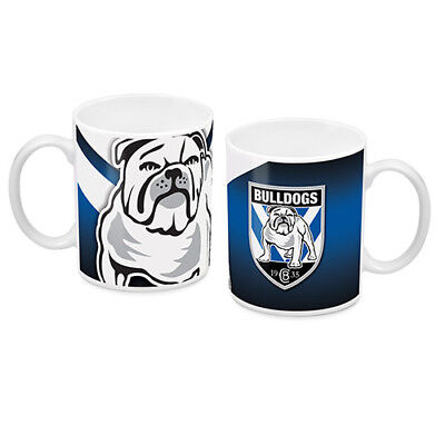Canterbury Bulldogs NRL TEAM Ceramic Coffee Mug Cup Fathers Day Christmas Gift