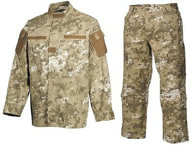Vegetato Desert Digital ACU Army Combat Tactical Tarnanzug Uniform Hose Jacke