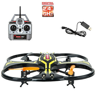 CARRERA RC 503001 Quadrocopter CRC X1 - Radio Control 2.4Ghz