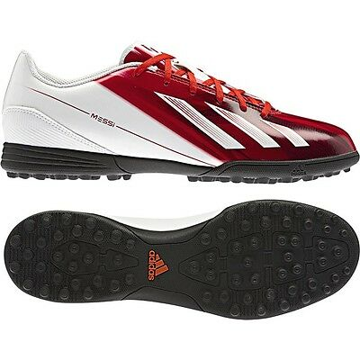 pretty nice 218ea dc6ce Adidas F5 TRX Tf Messi Shoes Football Boots Indoor Size 39-44 Red-White