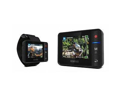 Removu R1+ Wireless Wearable Remote and Live View Solution for GoPro HERO 3 3+ 4