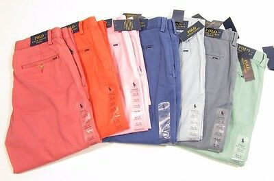 Polo Ralph Lauren Mens Classic-Fit Chino Pants