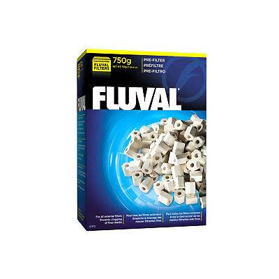 Fluval Pre-Filter Media, 750 g (26.5 oz) External Filter 04/05/FX5/06 Media