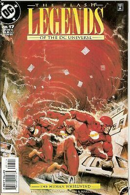 Legends Of The Dc Universe #17 (The Flash)