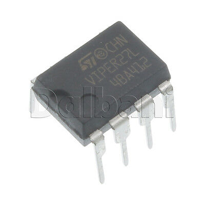 VIPER27L Original New ST 7 Pin Switching Controller IC DIP7