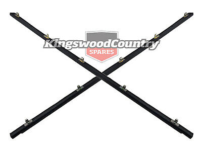 Ford Door Weather Belt FRONT- RIGHT +LEFT OUTER XR XT XW XY ZA ZB ZC ZD strip se