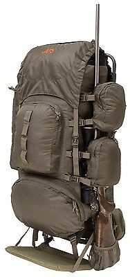 ALPS OutdoorZ Commander Freighter Frame Plus Pack Bag 5250 Cubic Inches