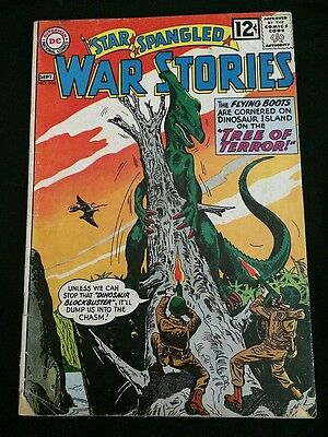 STAR SPANGLED WAR STORIES #104 G Condition