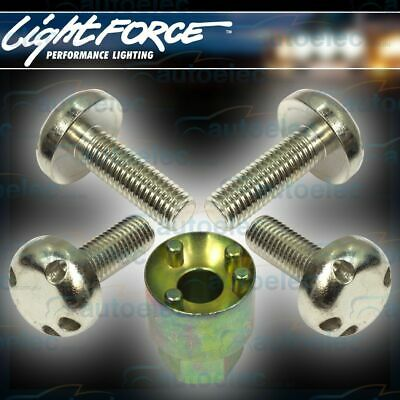 Lightforce Led180 Driving Light Anti Theft Security Lock Bolts Kit Cbatkit