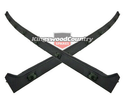 Holden Door Weather Belt REAR- LEFT/RIGHT INNER/OUTER. HK Sedan. HK HT HG Wagon