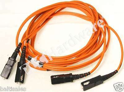 Corning Optical Fiber Cable SC to SC 7ft Qty
