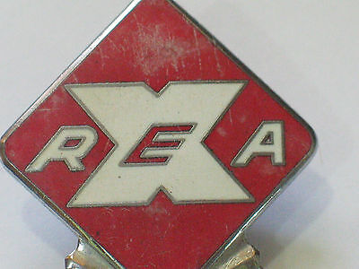 REA Trucking Company Pin Badge Collector Hat  Badge (#008)