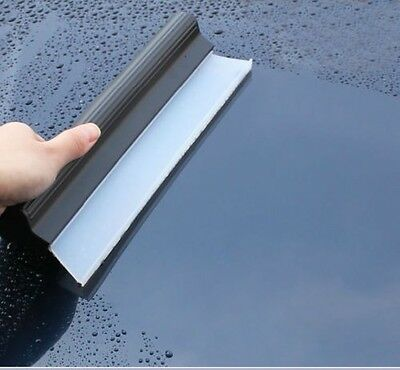 Auto Antislip Car Cleaning Squeegee Window Brush Cleaner Glass Ergonomic Wiper