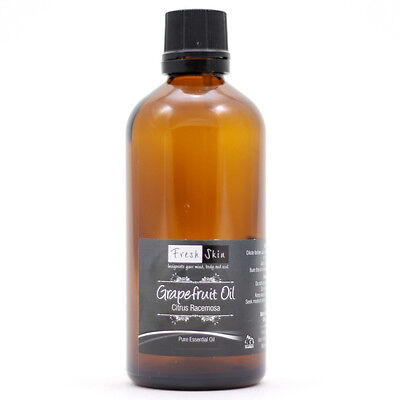 100ml Grapefruit 100% Pure Essential Oil
