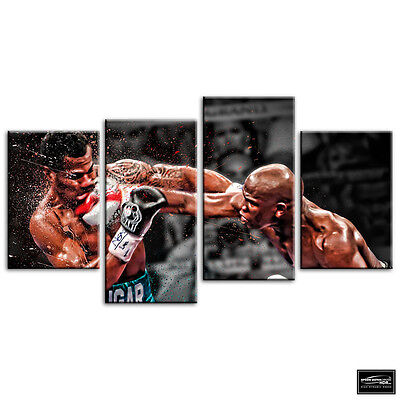Pele Grunge Abstract Sports BOX FRAMED CANVAS ART Picture HDR 280gsm