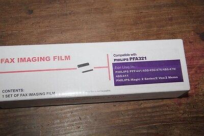1  RUBAN  Fax Film Encreur - Compatible Philips PFA-321  Magic Series 2 VOX