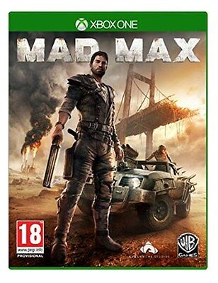 Mad Max (Xbox One) [NEW GAME]