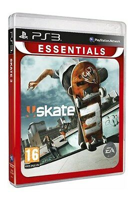 Skate 3 - Essentials (PS3) [New Game]