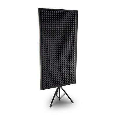 Sound Absorbing Wall Panel Studio Foam Acoustic Isolation /Dampening Wedge/Stand