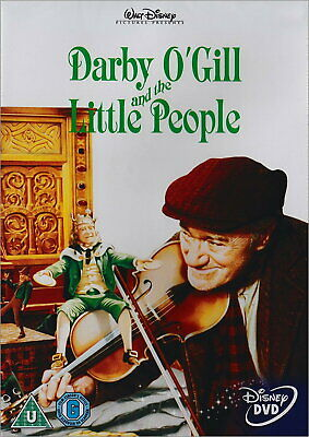 Darby O'Gill and the Little People (1959) [New DVD]