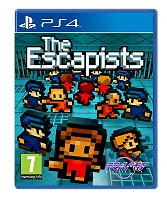 The Escapists (PS4) [NEW GAME]