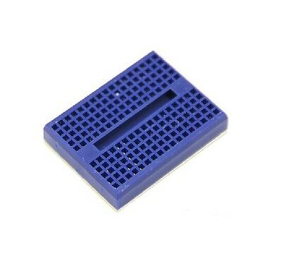 5PCS Blue Solderless Prototype Breadboard 170 SYB-170 Tie-points for Arduino