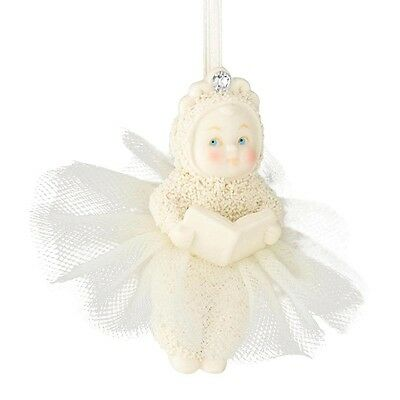 SNOWBABIES Sweet Sounds  Hanging Ornament Gift Boxed